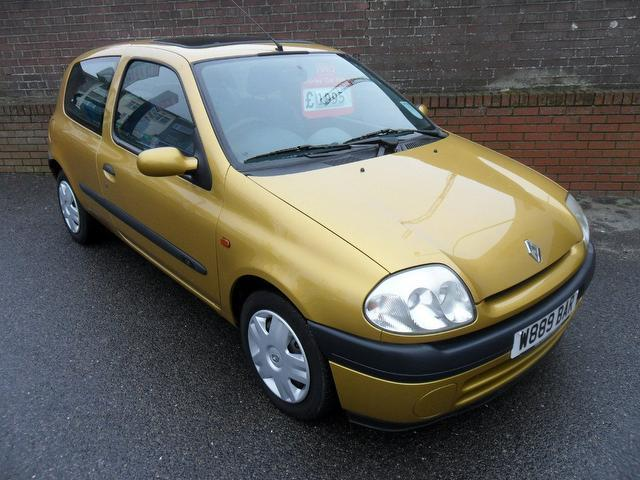 Renault Clio Hatchback 1998 2001 Reviews Technical Data Prices
