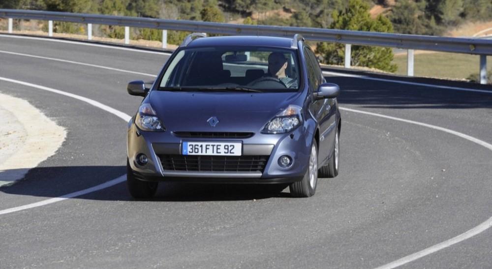 Renault clio familiar 2008 2009 opiniones datos t cnicos precios - Clio 2008 5 puertas precio ...