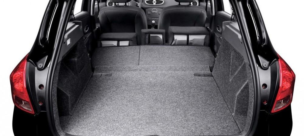 Renault Clio Estate Car Wagon 2008 2009 Reviews Technical Data