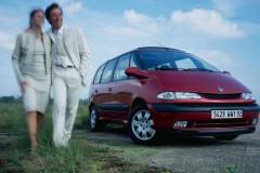 Renault Espace minivena foto attēls 2