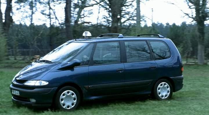 Renault Espace 1997 foto attēls