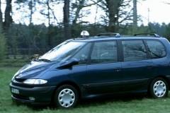 Renault Espace minivena foto attēls 3