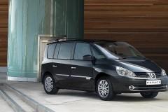 Renault Espace minivena foto attēls 12