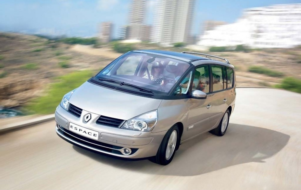 renault grand espace minivan mpv 2006 2010 reviews technical data prices. Black Bedroom Furniture Sets. Home Design Ideas