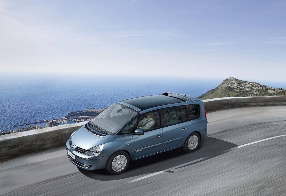 renault grand espace minivan mpv 2006 2010 reviews. Black Bedroom Furniture Sets. Home Design Ideas