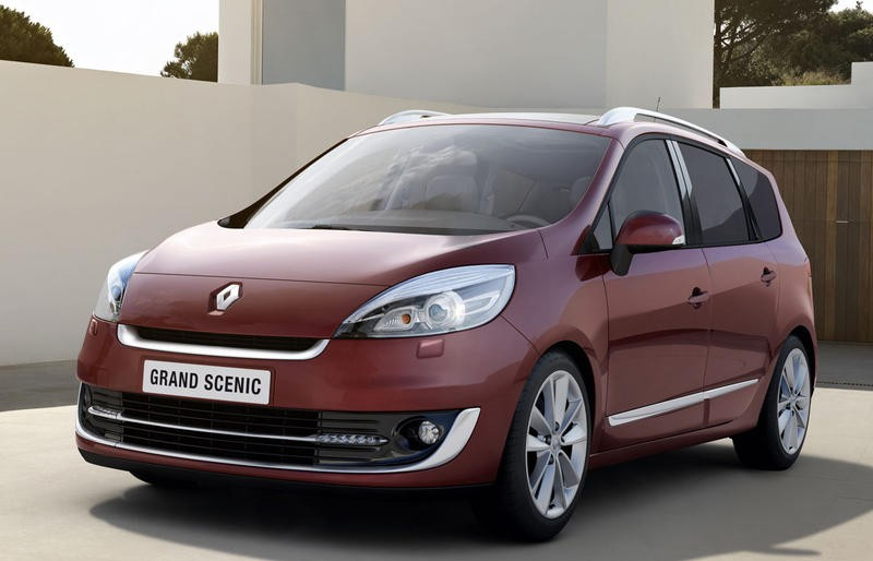renault grand scenic minivan mpv 2012 reviews. Black Bedroom Furniture Sets. Home Design Ideas
