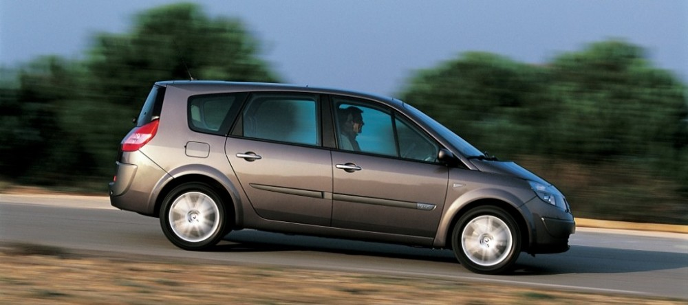 Renault Grand Scenic Minivan Mpv 2004 2006 Reviews