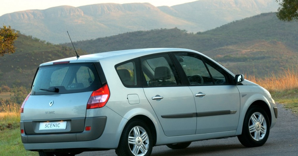 renault grand scenic minivan mpv reviews technical data prices. Black Bedroom Furniture Sets. Home Design Ideas