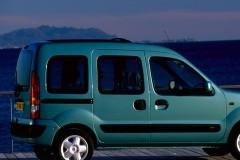 Renault Kangoo minivena foto attēls 2