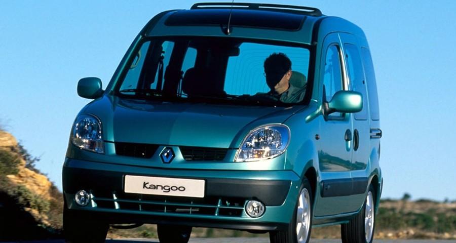 Renault Kangoo 2003 foto attēls