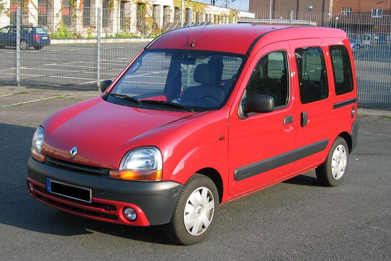 Renault Kangoo Minivan / MPV 2005 - 2008 reviews, technical