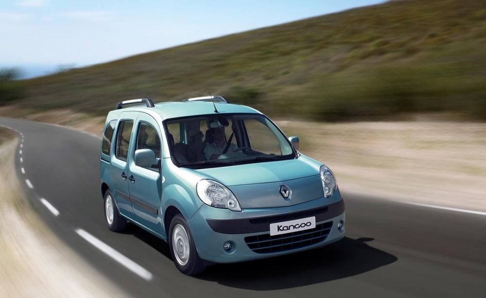 Renault Kangoo 2008 foto attēls