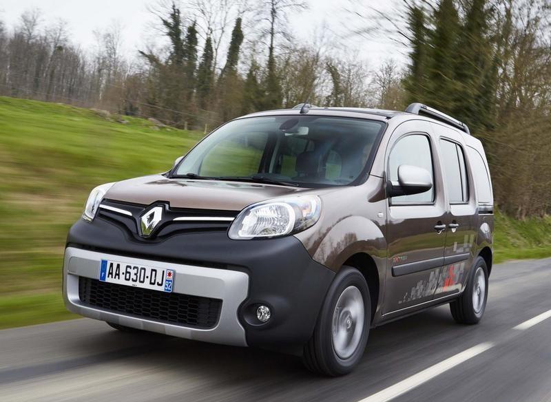 Renault Kangoo 2013 foto attēls
