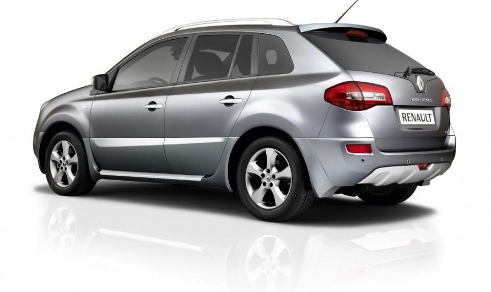 Renault Koleos 2008 2011 Technical Data Prices