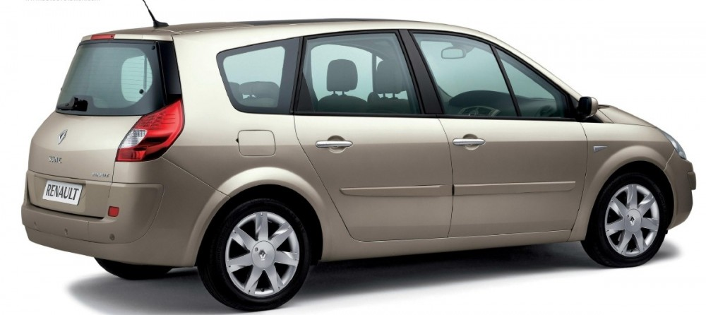 renault scenic minivan mpv 2006 2009 reviews technical data prices. Black Bedroom Furniture Sets. Home Design Ideas