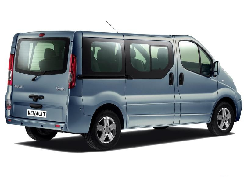 renault trafic minivan mpv 2006 2011 reviews technical data prices. Black Bedroom Furniture Sets. Home Design Ideas