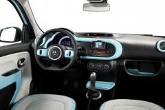 Renault Twingo hečbeka foto attēls 1