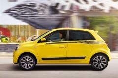 Renault Twingo hečbeka foto attēls 15