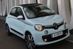 Renault Twingo hečbeka foto attēls 17