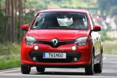 Renault Twingo hečbeka foto attēls 19