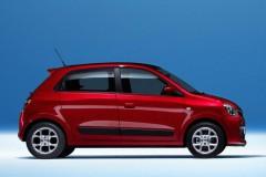 Renault Twingo hečbeka foto attēls 14