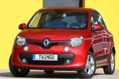 Renault Twingo hečbeka foto attēls 4