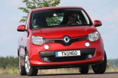 Renault Twingo hečbeka foto attēls 5