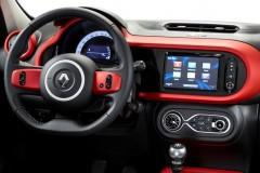 Renault Twingo hečbeka foto attēls 6