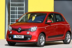 Renault Twingo hečbeka foto attēls 7