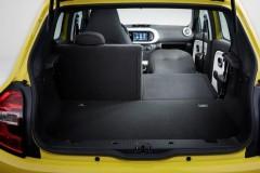 Renault Twingo hečbeka foto attēls 10