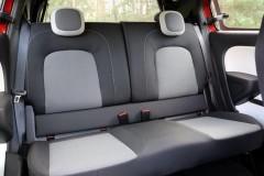 Renault Twingo hečbeka foto attēls 11