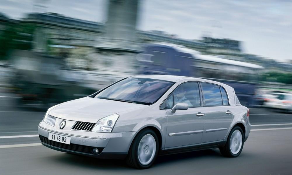 Renault Vel Satis Hatchback 2002 2005 Technical Data Prices