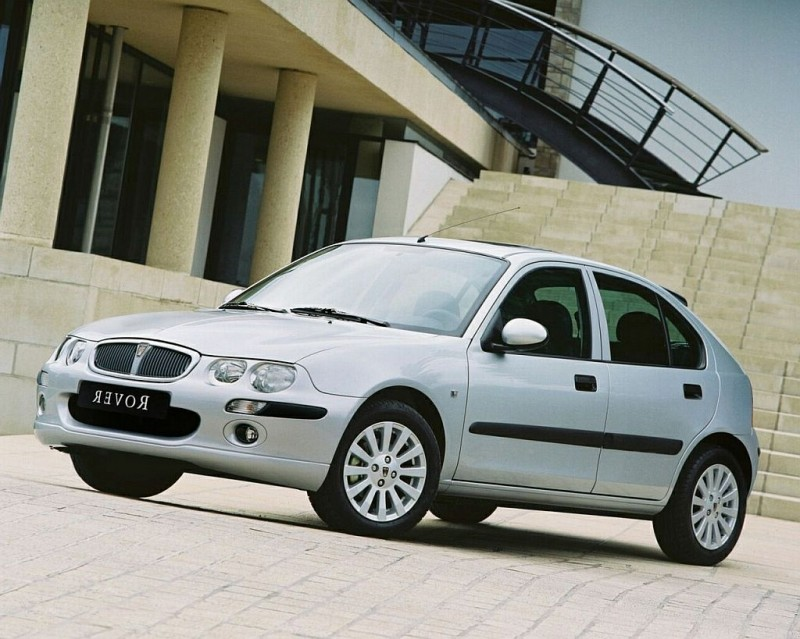rover 25 hatchback 1999 2004 reviews technical data prices. Black Bedroom Furniture Sets. Home Design Ideas