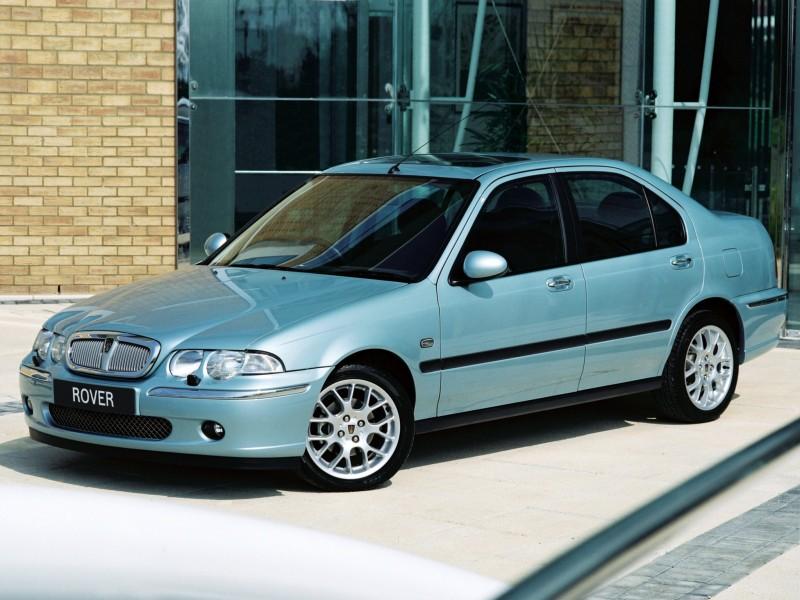 rover 45 sedan 1999 2004 technical data prices rh auto abc eu Rover 400 Series Rover 600