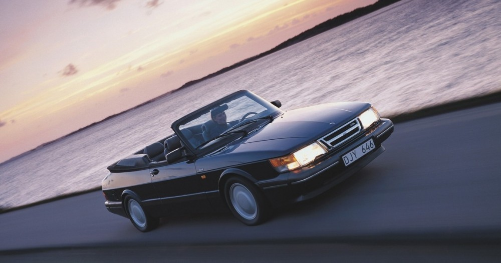 saab 900 cabrio 1986 1994 reviews technical data prices. Black Bedroom Furniture Sets. Home Design Ideas