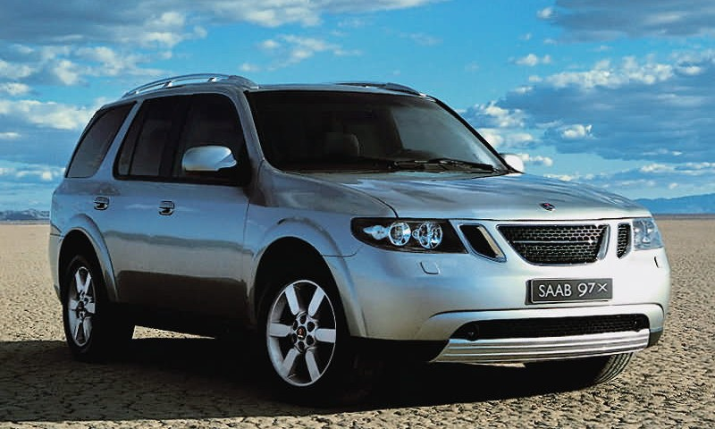 Saab 9-7X reviews technical data, prices