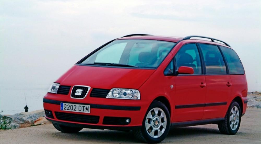 Seat Alhambra Minivan Mpv 2000 2010 Reviews Technical