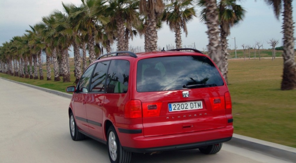 2003 seat alhambra owners manual