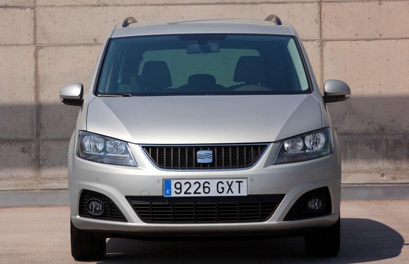 Seat Alhambra Minivan Mpv 2010 Reviews Technical Data Prices