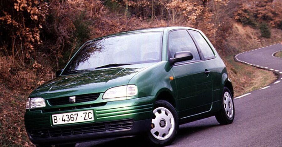seat arosa hatchback 1997 2001 technical data prices. Black Bedroom Furniture Sets. Home Design Ideas