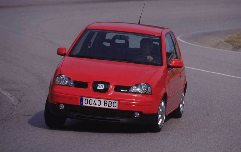 seat arosa hatchback 2001 2004 technical data prices. Black Bedroom Furniture Sets. Home Design Ideas