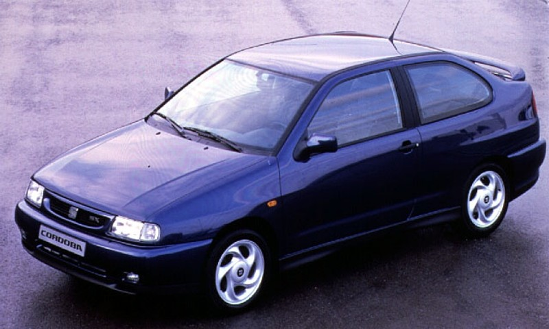seat cordoba coupe 1996 1999 technical data prices. Black Bedroom Furniture Sets. Home Design Ideas