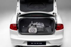 Seat Exeo sedana foto attēls 9