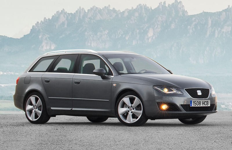 Seat Exeo Estate Car Wagon 2012 Reviews Technical Data Prices