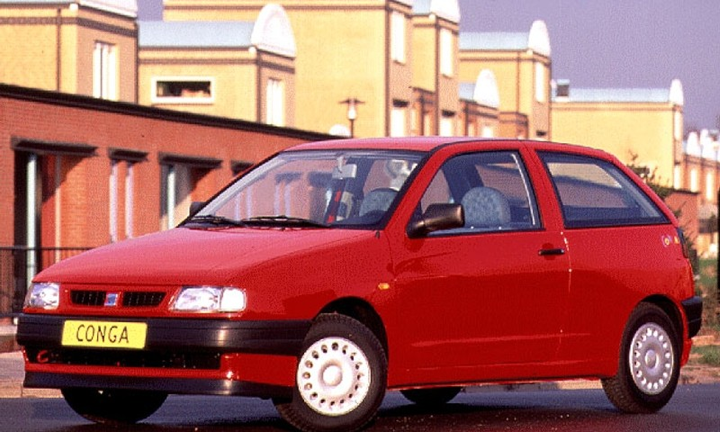 seat ibiza 3 door hatchback 1993 1996 reviews technical data prices. Black Bedroom Furniture Sets. Home Design Ideas