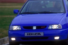 Seat Ibiza hatchback photo image 1