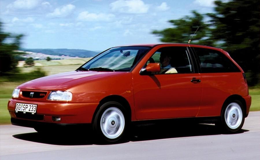 Seat Ibiza 1996 foto attēls