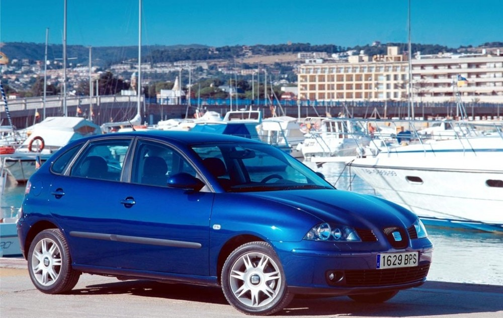 seat ibiza hatchback 2002 2006 reviews technical data prices. Black Bedroom Furniture Sets. Home Design Ideas