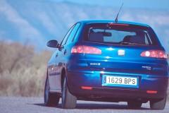 Seat Ibiza hečbeka foto attēls 4