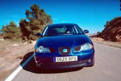 Seat Ibiza hečbeka foto attēls 5